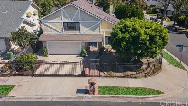 8100 Oso Avenue, Winnetka, CA 91306 (#SR21226783) :: Powell Fine Homes Group, Inc.