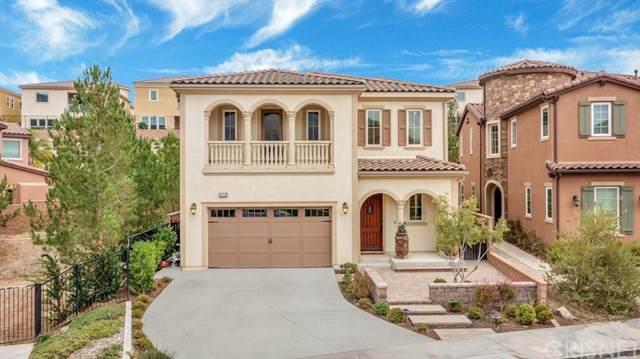 20500 W Lantana Court, Porter Ranch, CA 91326 (#SR21221117) :: Powell Fine Homes Group, Inc.