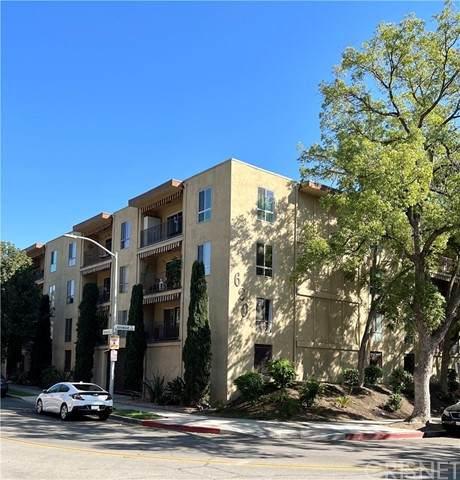 620 N Kenwood Street #213, Glendale, CA 91206 (#SR21226741) :: The Bobnes Group Real Estate
