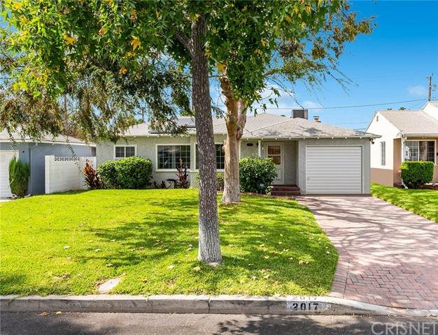 2017 N Kenwood Street, Burbank, CA 91505 (#SR21227426) :: The Bobnes Group Real Estate