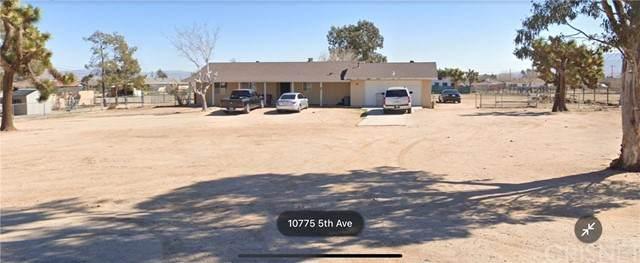 10775 5th Avenue, Hesperia, CA 92345 (#SR21227619) :: Vida Ash Properties | Compass