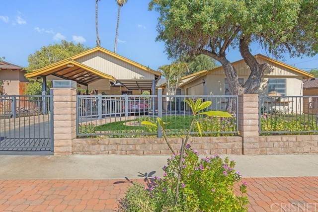 9850 Cayuga Avenue, Arleta, CA 91331 (#SR21226684) :: Randy Plaice and Associates