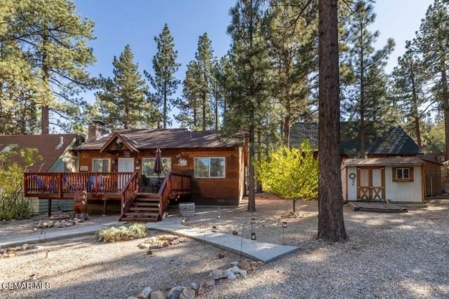 420 Garrick Way, Big Bear, CA 92314 (#221005559) :: Vida Ash Properties | Compass