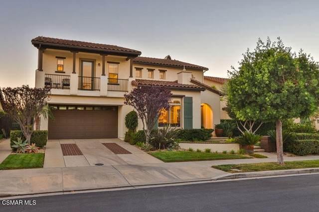 13808 Eaton Hollow Avenue, Moorpark, CA 93021 (#221005558) :: Mark Moskowitz Team | Keller Williams Westlake Village