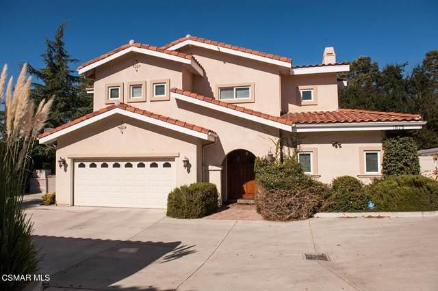 1575 E Avenida De Las Flores, Thousand Oaks, CA 91362 (#221005561) :: Vida Ash Properties | Compass