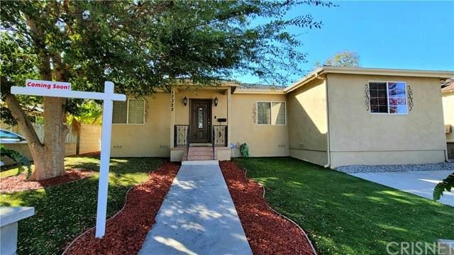 17322 Martha Street, Encino, CA 91316 (#SR21225631) :: Lydia Gable Realty Group