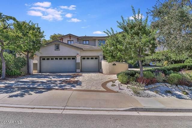 675 Via Madera, Newbury Park, CA 91320 (#221005562) :: Powell Fine Homes Group, Inc.