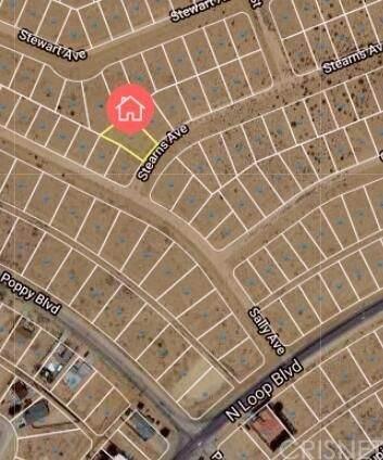 0 Vacant Land, California City, CA 93505 (#SR21227927) :: Vida Ash Properties | Compass