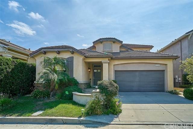 11364 Oakford Lane, Porter Ranch, CA 91326 (#SR21228044) :: Powell Fine Homes Group, Inc.