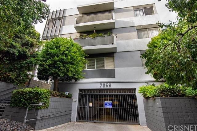 7259 Hillside Avenue #301, West Hollywood, CA 90046 (#SR21228019) :: The Bobnes Group Real Estate