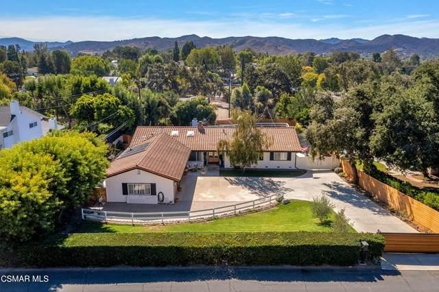 1392 La Jolla Drive, Thousand Oaks, CA 91362 (#221005571) :: Powell Fine Homes Group, Inc.