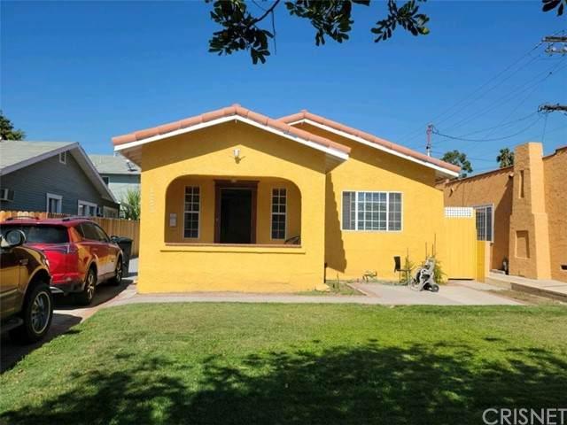 1233 E Maple Street, Glendale, CA 91205 (#SR21226625) :: The Bobnes Group Real Estate