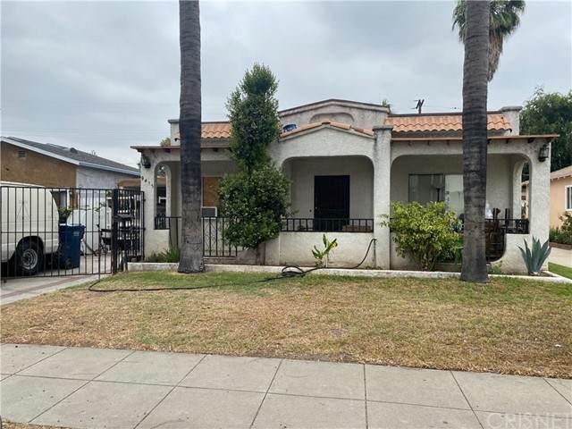 9417 Beverly Road, Pico Rivera, CA 90660 (#SR21228328) :: The Bobnes Group Real Estate