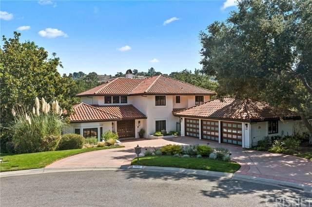 1432 Aldercreek Place, Westlake Village, CA 91362 (#SR21228287) :: Powell Fine Homes Group, Inc.