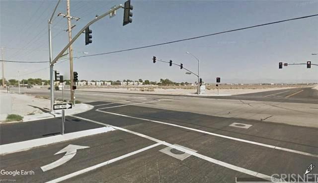 0 Rosamond Blvd & 15th Street W, Rosamond, CA 93560 (#SR21228491) :: Vida Ash Properties | Compass