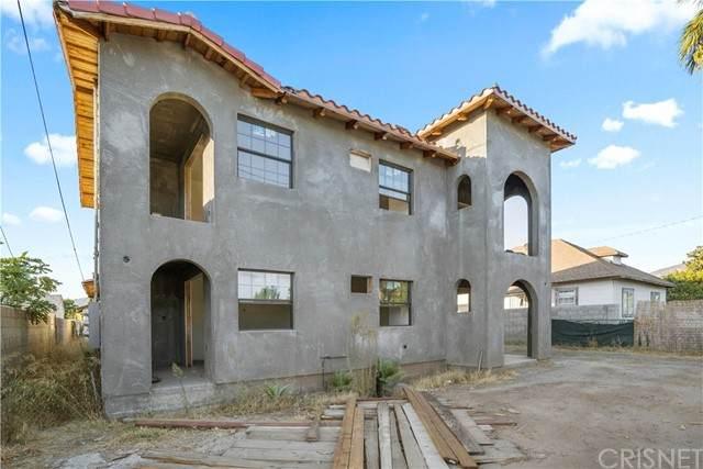 839 N Brand Boulevard, San Fernando, CA 91340 (#SR21228113) :: Lydia Gable Realty Group