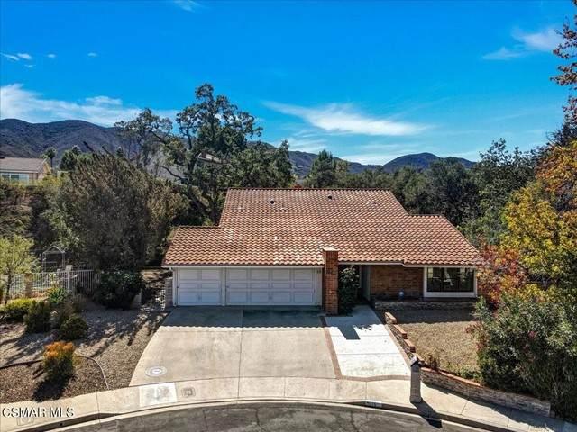 15 Castilian Court, Thousand Oaks, CA 91320 (#221005584) :: Powell Fine Homes Group, Inc.