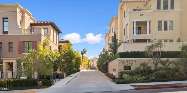 100 S Orange Grove Boulevard #202, Pasadena, CA 91105 (#P1-7093) :: Berkshire Hathaway HomeServices California Properties