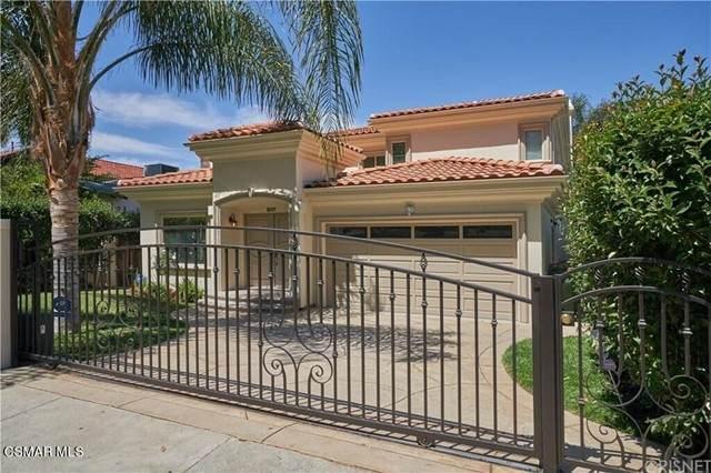 22137 Avenue San Luis, Woodland Hills, CA 91364 (#221005586) :: Powell Fine Homes Group, Inc.