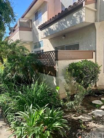 1736 Sinaloa Road #318, Simi Valley, CA 93065 (#SR21228958) :: Powell Fine Homes Group, Inc.