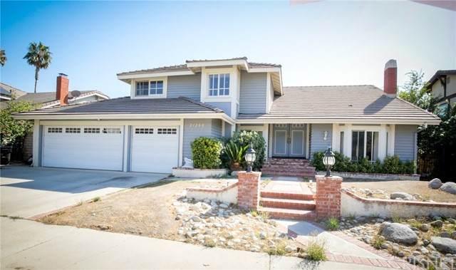 21208 Celtic Street, Chatsworth, CA 91311 (#SR21229006) :: Powell Fine Homes Group, Inc.