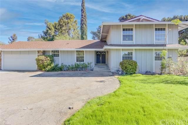 12670 Mclennan Avenue, Granada Hills, CA 91344 (#SR21229259) :: Randy Plaice and Associates