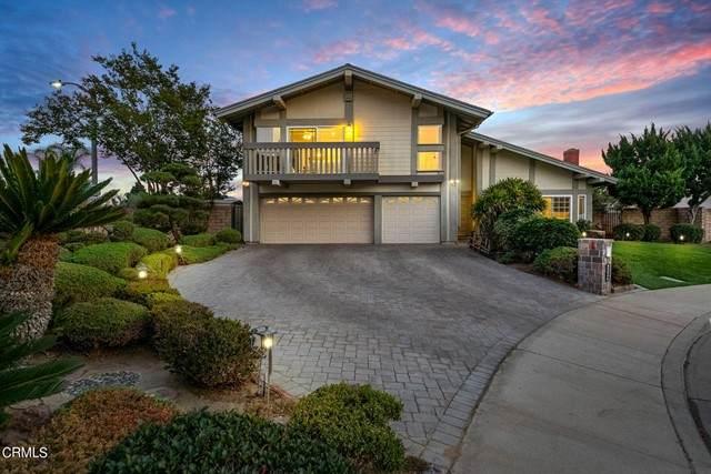 2260 Calaveras Drive, Camarillo, CA 93010 (#V1-8950) :: Powell Fine Homes Group, Inc.