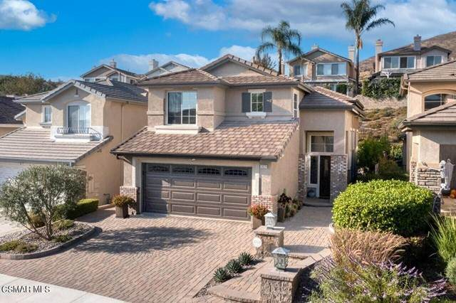 3029 Blazing Star Drive, Thousand Oaks, CA 91362 (#221005606) :: Lydia Gable Realty Group