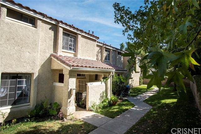 2445 Calle Cita, Camarillo, CA 93010 (#SR21229423) :: Powell Fine Homes Group, Inc.