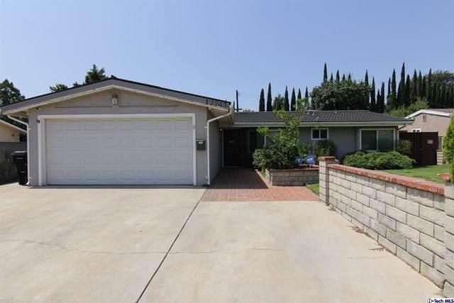 12743 Fenton Avenue, Sylmar, CA 91342 (#320008074) :: Berkshire Hathaway HomeServices California Properties