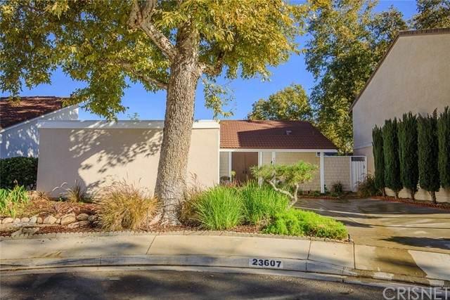 23607 Via Ebano, Valencia, CA 91355 (#SR21229509) :: Berkshire Hathaway HomeServices California Properties