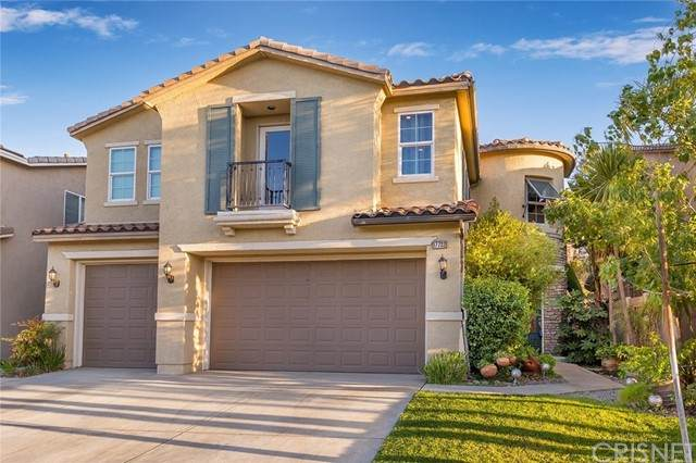 17732 Sweetgum Lane, Canyon Country, CA 91387 (#SR21228235) :: Berkshire Hathaway HomeServices California Properties