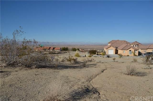 0 Glen Road, California City, CA 93505 (#SR21229568) :: Vida Ash Properties | Compass