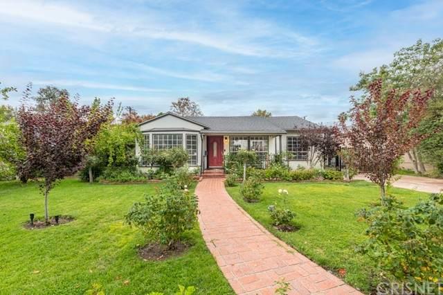 16668 La Maida Street, Encino, CA 91436 (#SR21229685) :: Powell Fine Homes Group, Inc.