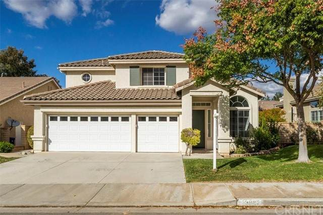 23627 Shadylane Place, Valencia, CA 91354 (#SR21226952) :: The Grillo Group
