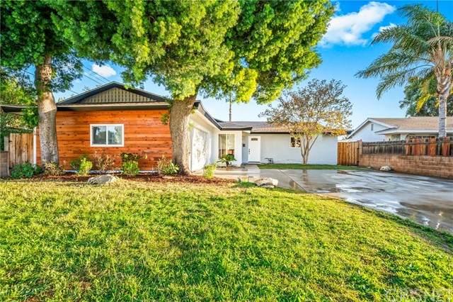 22540 Valerio Street, West Hills, CA 91307 (#SR21224825) :: Powell Fine Homes Group, Inc.