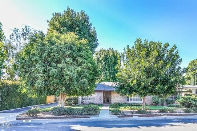 3630 Greenhill Road, Pasadena, CA 91107 (#P1-7112) :: Compass
