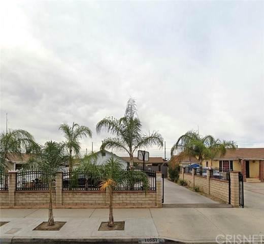 10551 Tamarack Avenue, Pacoima, CA 91331 (#SR21230157) :: TruLine Realty