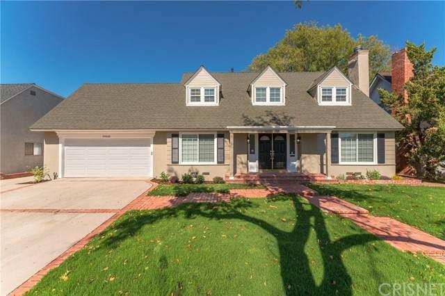 19843 Itasca Street, Chatsworth, CA 91311 (#SR21230096) :: Berkshire Hathaway HomeServices California Properties