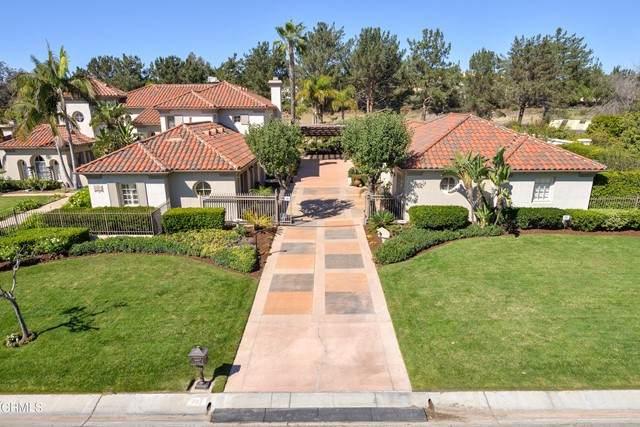 861 Corte Pastoral, Camarillo, CA 93010 (#V1-8975) :: Powell Fine Homes Group, Inc.