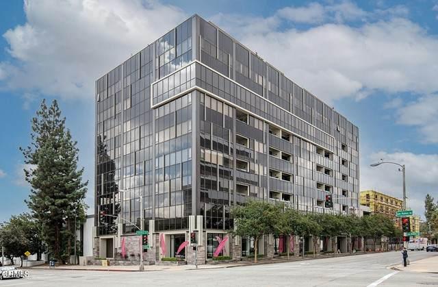 388 Cordova Street #708, Pasadena, CA 91101 (#P1-7117) :: The Bobnes Group Real Estate