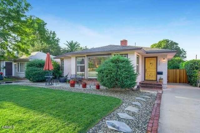 700 W Calaveras Street, Altadena, CA 91001 (#P1-7121) :: The Parsons Team