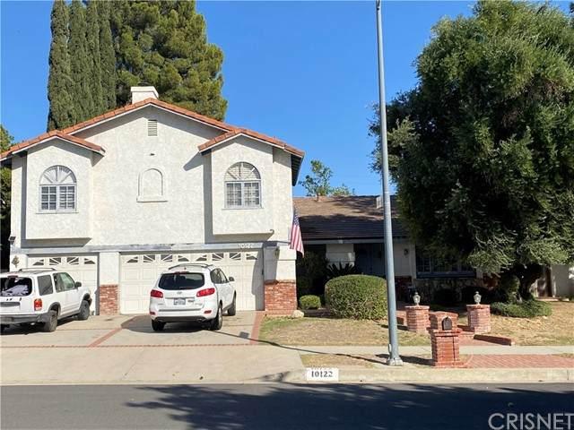 10122 Jovita Avenue, Chatsworth, CA 91311 (#SR21230321) :: Berkshire Hathaway HomeServices California Properties