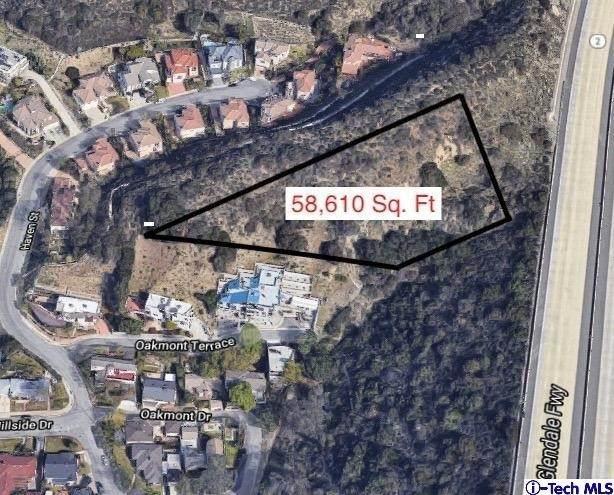 0 Oakmont Terrace, Glendale, CA 91208 (#320008095) :: The Bobnes Group Real Estate