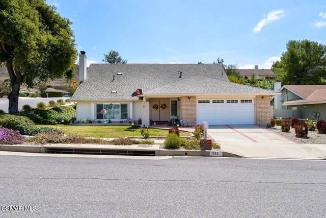 282 Lucero Street, Thousand Oaks, CA 91360 (#221005622) :: Powell Fine Homes Group, Inc.