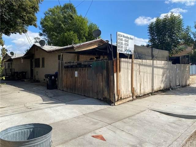 6536 Woodley Avenue, Lake Balboa, CA 91406 (#SR21230506) :: Berkshire Hathaway HomeServices California Properties