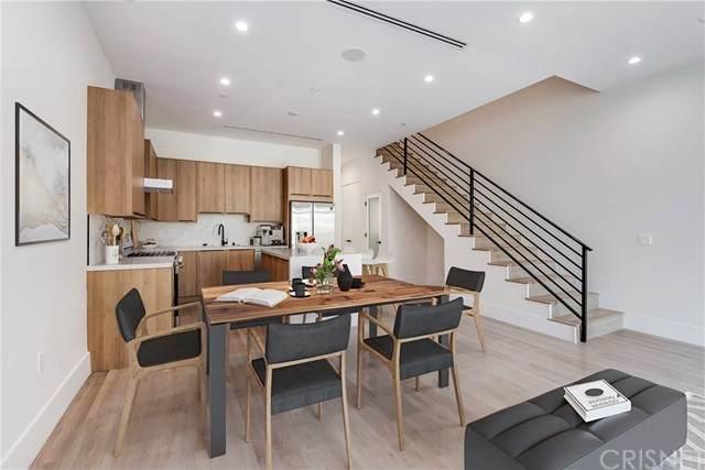 5258 Hermitage Avenue #3, Valley Village, CA 91607 (#SR21230491) :: Vida Ash Properties   Compass
