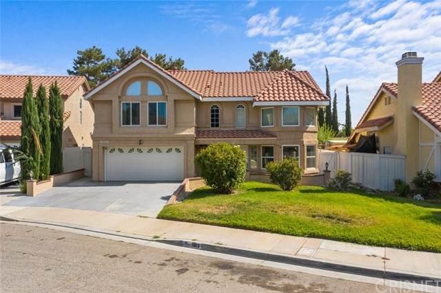 1813 Morisan Avenue, Palmdale, CA 93550 (#SR21228012) :: Randy Plaice and Associates