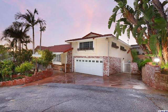 1665 Arbor Drive, Glendale, CA 91202 (#320008096) :: The Bobnes Group Real Estate