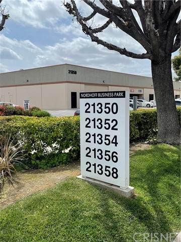 21352 Nordhoff Street #108, Chatsworth, CA 91311 (#SR21230842) :: Powell Fine Homes Group, Inc.